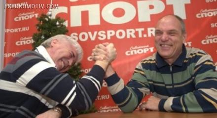 Бубнов и Ловчев сыграют в одной команде!