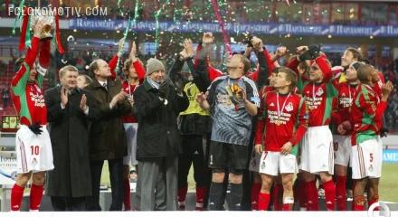 Все обладатели Суперкубка России