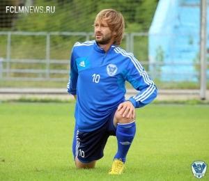 Сычев выйдет на поле в матче с «Локомотивом»