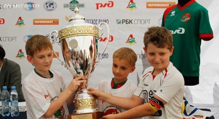 Черкизово примет лучшие детские команды Европы