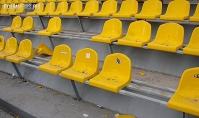 Ущерб стадионам с 3-м туре составил 20 тыс. рублей