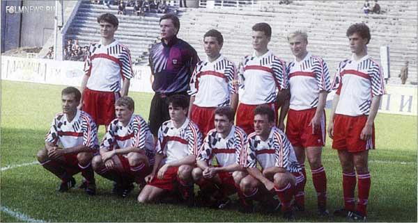 Лихие в 90-е. Лучшие российские футболисты конца века.Части 2-3.Фрагменты.