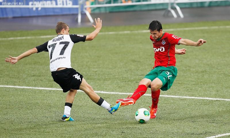 Молодежные составы. «Локомотив» - «Краснодар» 0:3
