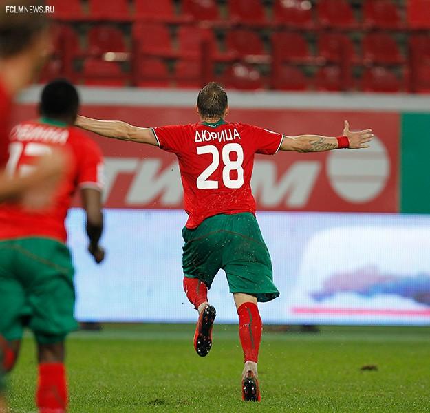 «Локомотив» - «Краснодар» 3:1