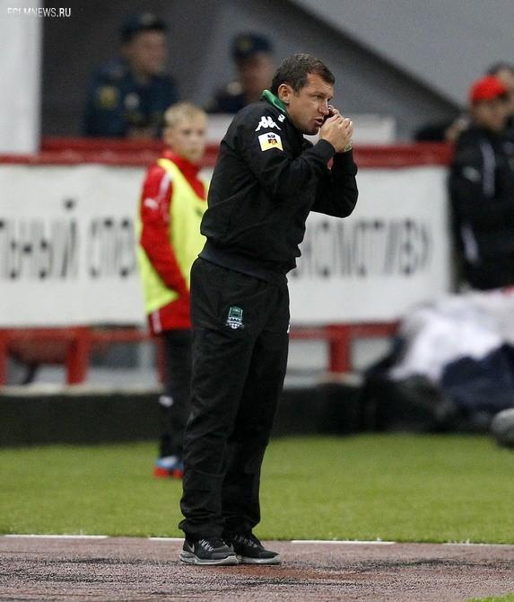Сергей Гуренко теперь трудится в тренерском штабе «Краснодара»