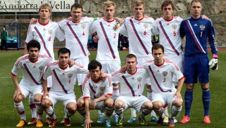Состав молодежной сборной на тренировочный сбор
