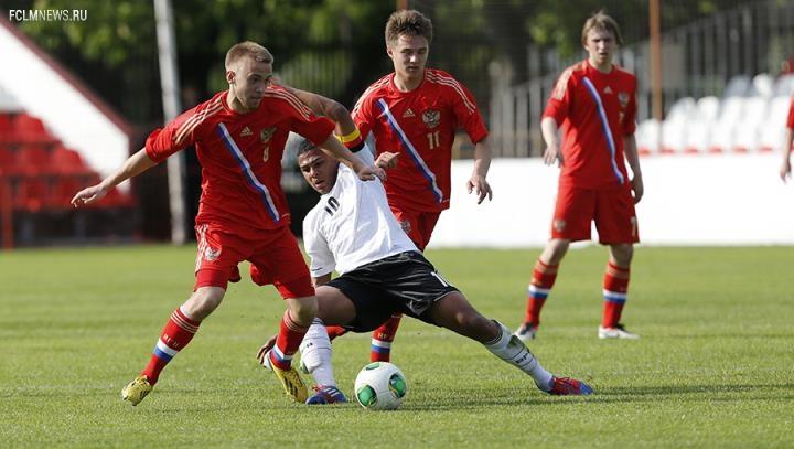 Юношеская сборная России сыграет с Японией и Уругваем