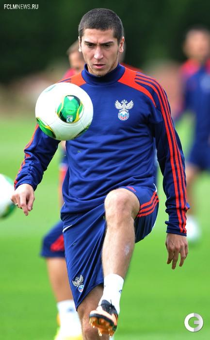 Попытка номер два или сборная России вновь готовится к Северной Ирландии