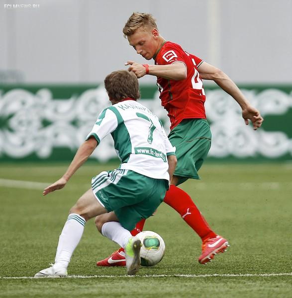 Молодежные составы. «Терек» - «Локомотив» 0:2