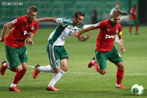 «Локомотив» показывает интересный футбол»