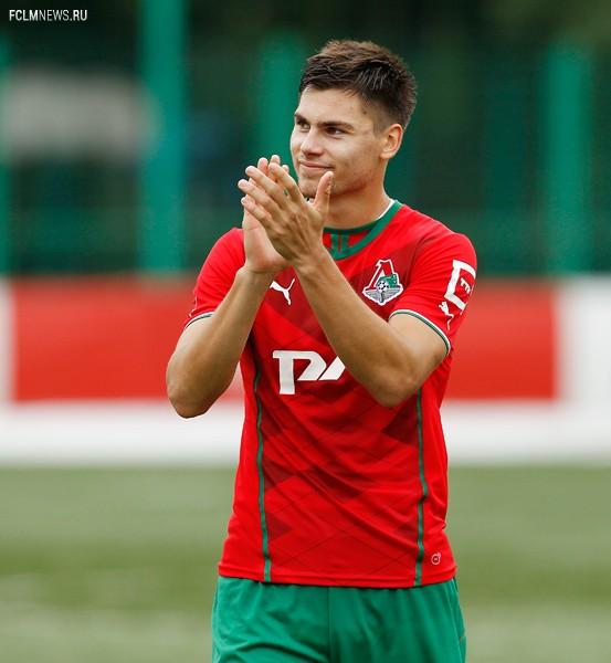 Молодежные составы. «Локомотив» - «Ростов» 3:2