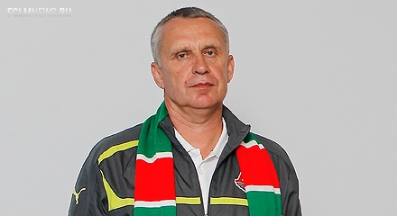Леонид Кучук - Локомотив