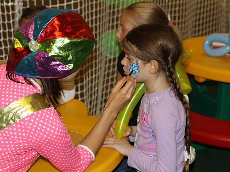 Шоу с цирковыми животными – в Семейном секторе