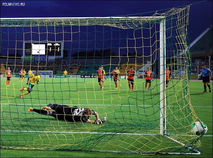 Самые яркие моменты 6-го тура Премьер-Лиги