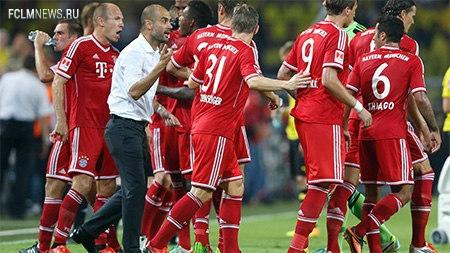 «Бавария» взяла Суперкубок Европы с четвертой попытки