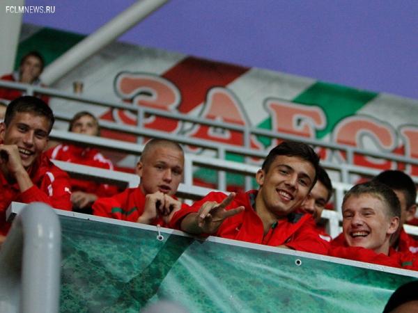 Победа над «Краснодаром» - в Школьном секторе