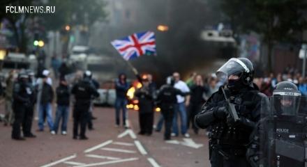Александр Шпрыгин: это какое-то наваждение - в Белфасте то непогода, то беспорядки