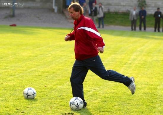 """Юрий Семин: """"Единственная причина  закончить с футболом - серьезная травма"""""""