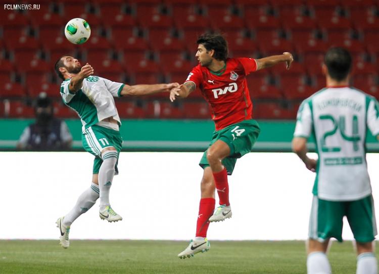 «Терек» - «Локомотив» 0:1