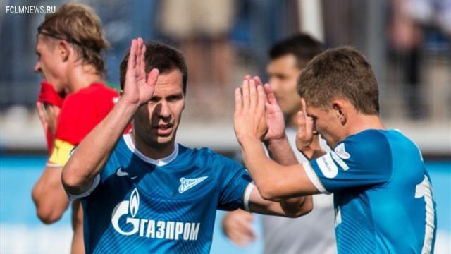 Постой, паровоз! Как «Локомотив» не удержал ничью с «Зенитом»