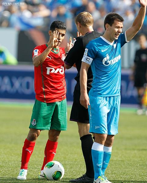 «Зенит» - «Локомотив» 2:1