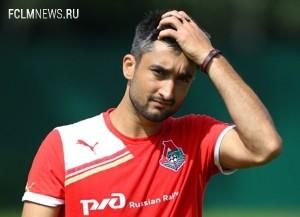 Полузащитник «Локомотива» Александр Самедов: «Мы пользовались слабостями «Зенита», но судья это пресек»