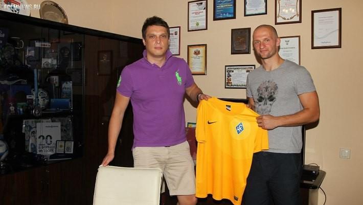 Спортивный директор «Крыльев Советов»: «Локомотив» предлагал нам взять Бурлака