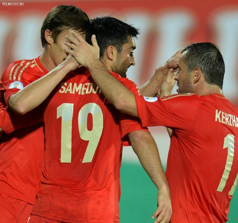 Андрей Талалаев: Самое приятное впечатление по играм сборной оставил Самедов
