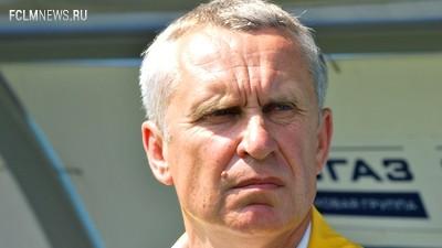 Кучук: Рад, что игроки «Локомотива» не поддались эмоциям