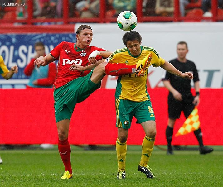 «Локомотив» - «Кубань» 1:0