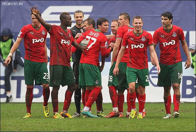"""""""Динамо"""" – """"Локомотив"""": лучшие фото"""