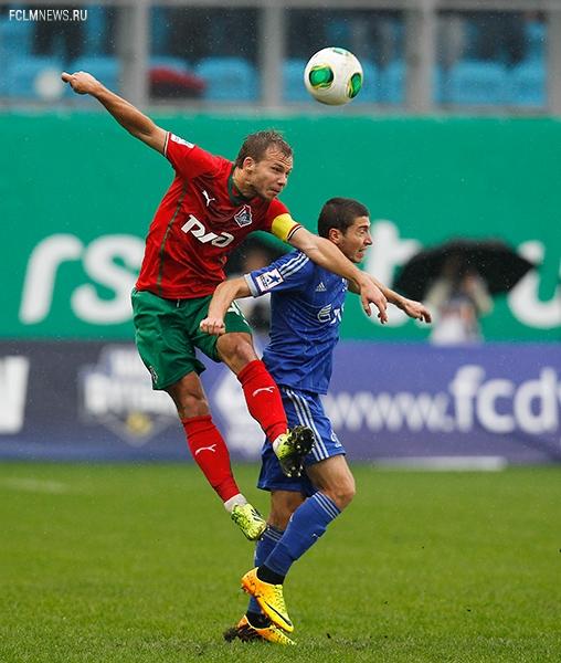 «Динамо» - «Локомотив» 1:3