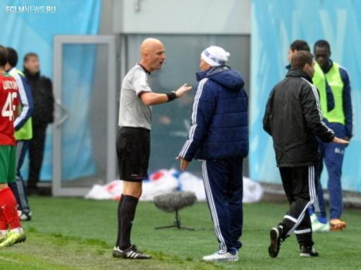 Карасев и Розетти не комментируют судейство в матче «Динамо» - «Локомотив»
