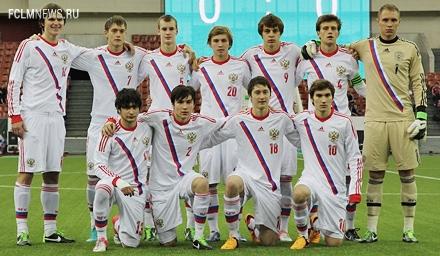Четверо игроков «Локо» - в расширенном списке юношеской сборной