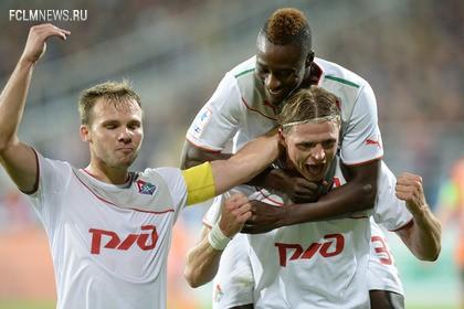 «Локомотив» поднялся на третье место в чемпионате России