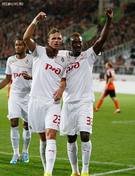 «Урал» - «Локомотив» 0:3