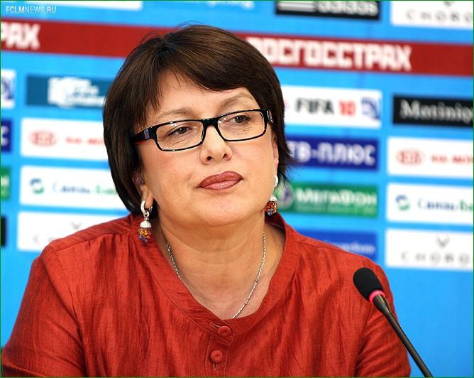 Ольга Смородская вошла в группу по внесению поправок к закону о спорте в РФ