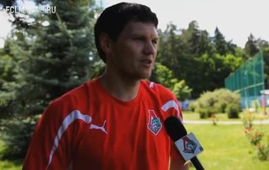 Тарас Михалик: Хорошо, что забили быстрый гол