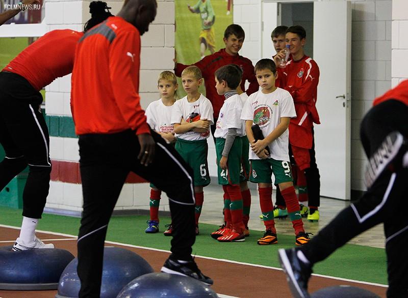 Теннисбол и физподготовка в Черкизове