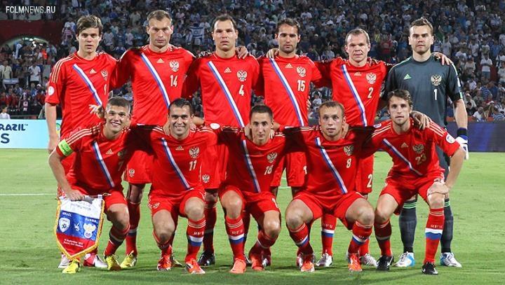 Определен состав национальной сборной