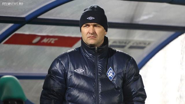 Александр Цыганков: Очень обидно за ребят