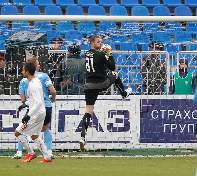«Крылья Советов» - «Локомотив» 2:2