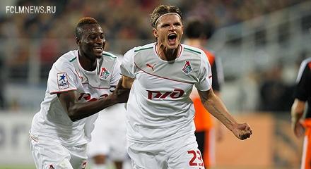 Дмитрий Тарасов – игрок сентября!