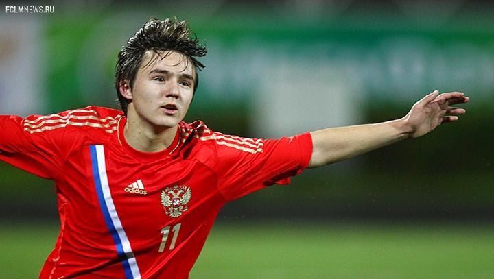 Юношеская сборная России разгромила Мальту