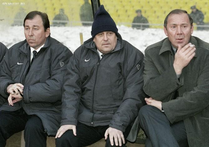 Михаил Гершкович: «95 процентов российских тренеров не пьют. Во всяком случае – на работе»
