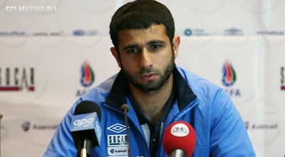 Капитан Азербайджана: Теперь Самедов для меня - просто Александр