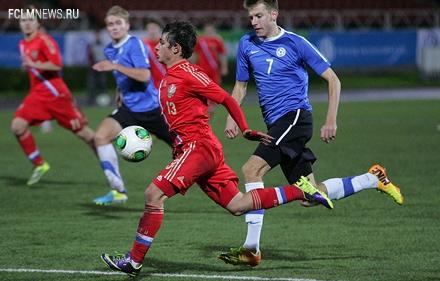 Лобанцев, Лысцов и Корян сыграли с Украиной