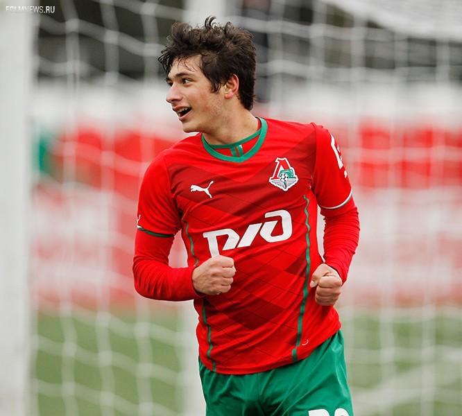 Молодежное первенство. «Локомотив» - «Амкар» 3:0