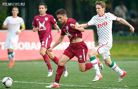 Молодежь «Локомотива» начнет матч с «Рубином» в 14:00