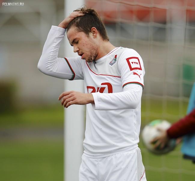 Молодежное первенство. «Рубин» - «Локомотив» 0:5